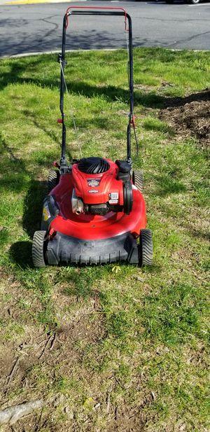 Troybilt push mower for Sale in Alexandria, VA
