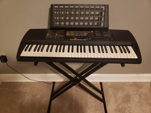 Yamaha key board with stand! for Sale in Muncy, PA