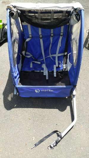 Instep child bike trailer for Sale in Newtown, CT
