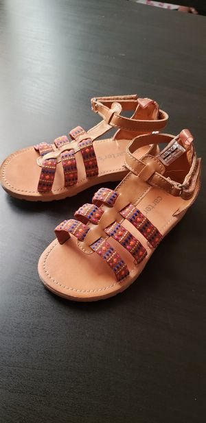 Carter's Sandals 10c toddler for Sale in Moreno Valley, CA
