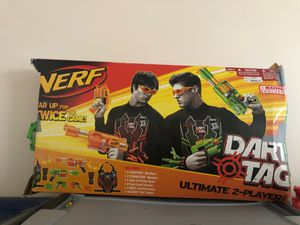 USED NERF SET for Sale in Chantilly, VA