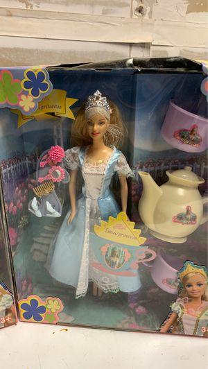 Two girls Barbie dolls $10 each for Sale in Sacramento, CA