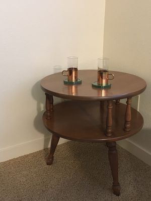 Mid Century accent table for Sale in Portland, OR