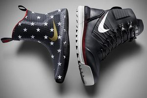 Rare Nike ACG LunarTerra Arktos Boot Reflective USA Olympic Edition for Sale in Boston, MA