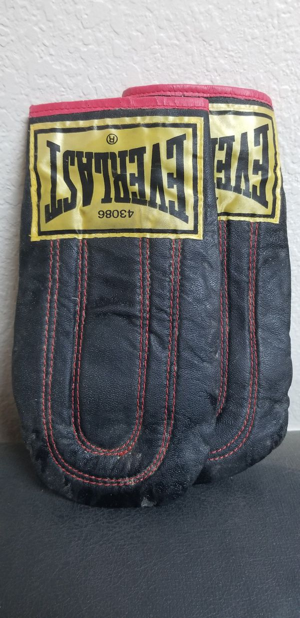 Leather Speed Bag Mittens