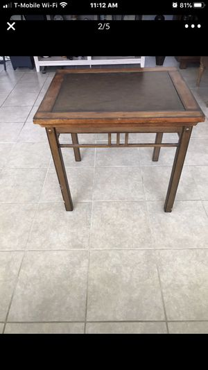 Side Table for Sale in Bakersfield, CA