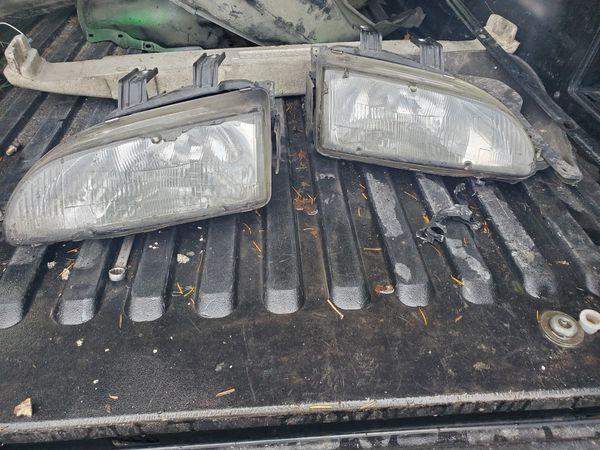 92-95 Honda Civic Stanley Headlights