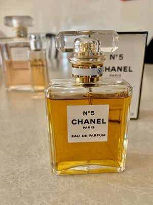Chanel Perfume for Sale in HUNTINGTN BCH, CA