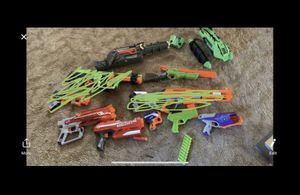 Nerf guns for Sale in Brentwood, CA
