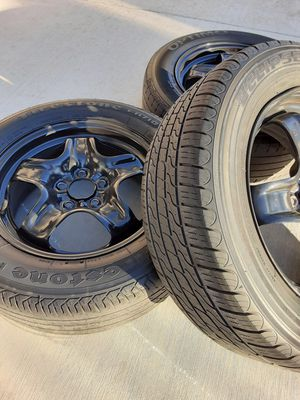 """16"""" wheels and tires for Sale in Norco, CA"""