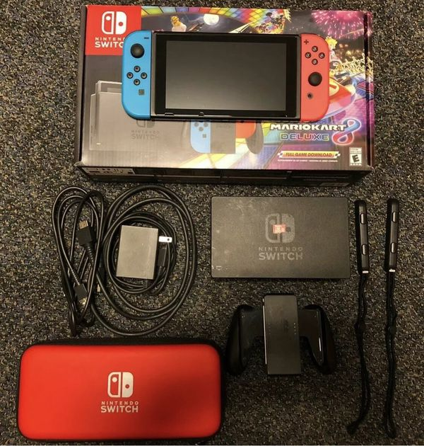 Nintendo Switch (All Original) PRICEFIRM