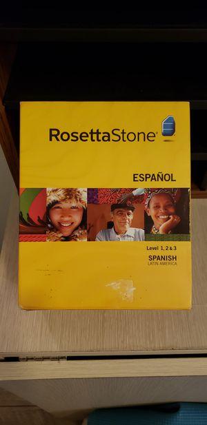 Rosetta Stone Software, Spanish for Sale in Simi Valley, CA