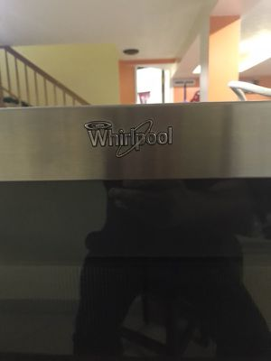 Whirlpool above range microwave for Sale in Cleveland, OH