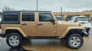 2012 Jeep Wrangler Sahara 4x4 59k mi vandalism special for Sale in St. Louis, MO