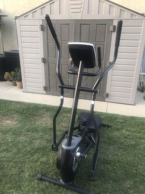 Elliptical...... in very good condition. for Sale in Rancho Cucamonga, CA