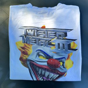 Vintage twisted metal tee for Sale in Paramount, CA