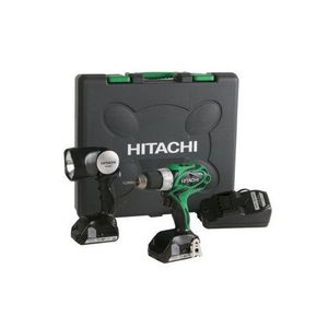 HITACHI DRILL AN FLASHLIGHT COMBO NEW IN BOX TOOL N LIGHT ONLY! for Sale in Oklahoma City, OK