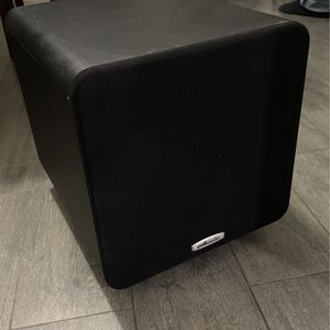 Polk Audio Subwoofer for Sale in Tustin, CA
