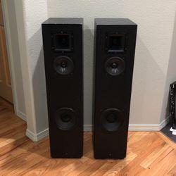 Klipsch SP1 Black Speakers Set for Sale in Oregon City,  OR