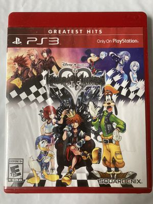 Kingdom Hearts HD 1.5 Remix for Sale in Levittown, NY
