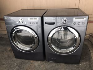 LG Washer Set for Sale in Long Beach, CA