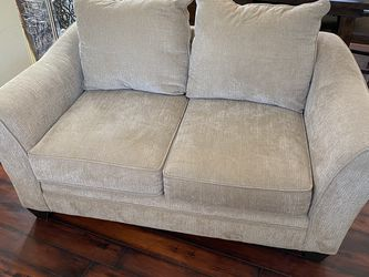 4 Piece Beige Sofa, Loveseat, Chair and Ottoman for Sale in Aurora,  CO
