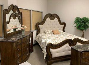 🧿BRAND NEW 🧿Isabel Brown Panel Bedroom Set for Sale in Jessup, MD