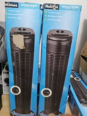 Holmes whole room tower fan for Sale in Port St. Lucie, FL