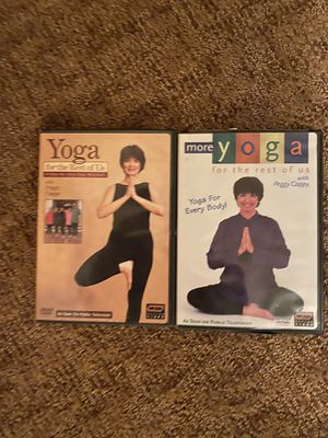 Yoga DVDs for Sale in Appleton, WI