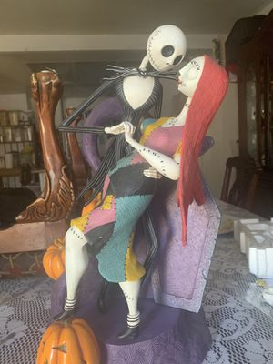 Big fig nightmare before Christmas super heavy light up for Sale in Anaheim, CA