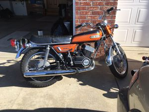 Yamaha R5C 350 1972 for Sale in Golden, CO
