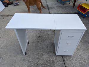 Desk - foldable for Sale in Winter Haven, FL
