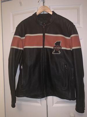 Leather Harley Davidson Jacket (XL) for Sale in Washington, DC
