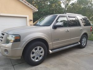 07 Ford Expedition limited 70k original miles private owner for Sale in Orlando, FL