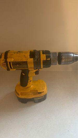 Dewalt 18v hammer drill for Sale in Lexington, SC