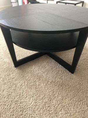 Coffee Table Ikea Vejmon for Sale in Tampa, FL