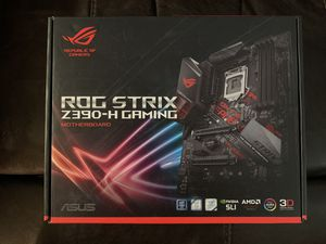 Gaming motherboard for Sale in Grape Creek, TX