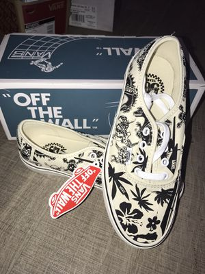 Vans 50th Anniversary Limited Edition 7womens 5.5boys NEVER WORN for Sale in Orange, CA