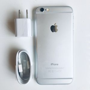 iPhone 6 16gb Factory Unlocked (Any Carrier) Works perfect for Sale in Inglewood, CA