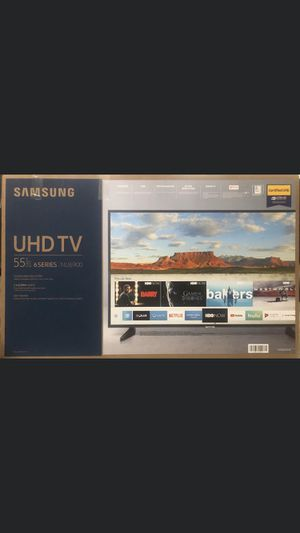 Samsung 55 inch 4K UHD Smart TV for Sale in Archdale, NC