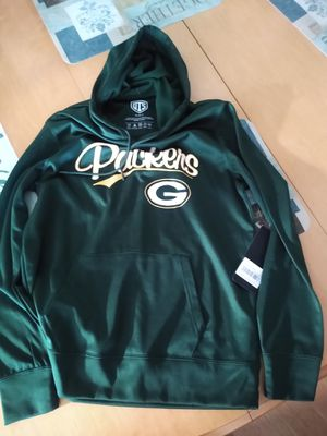 OTS Medium Green Bay Packers Sweatshirt willing to work with price for Sale in El Cajon, CA