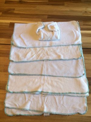 Cloth Diapers- Handmade Sugar Sheep Brand Flats for Sale in Port St. Lucie, FL