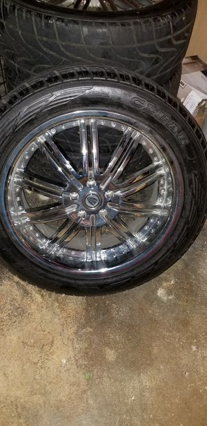 Wheels n tires for Sale in Peoria, IL