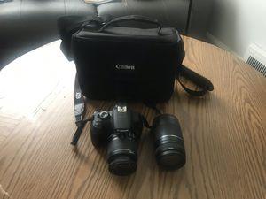 Canon Rebel t5 for Sale in Detroit, MI
