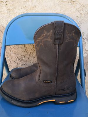 Ariat Soft toe boots size 10D for Sale in Riverside, CA