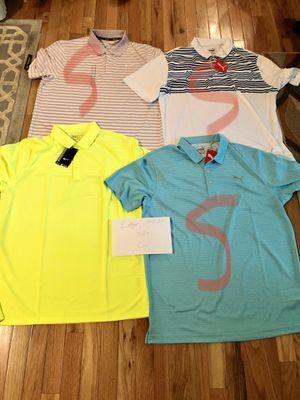 Brand Nike golf polo shirts for Sale in Fairfax, VA