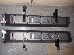 2 Panasonic speakers. for Sale in Kearny, NJ