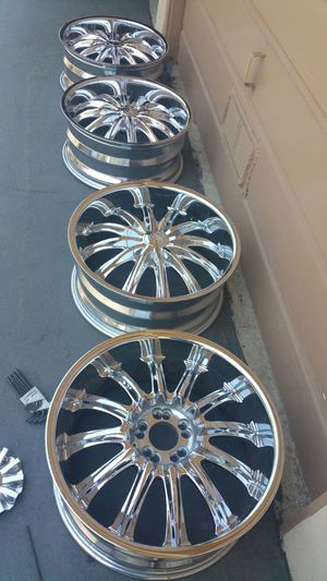 Bentchi B-15 20x8 for Sale in Los Angeles, CA