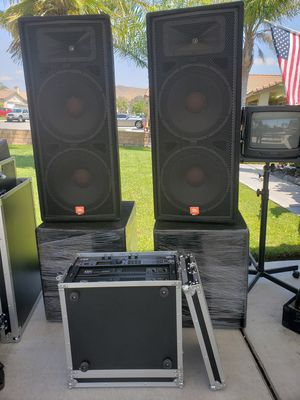 Dj equipment for Sale in Riverside, CA