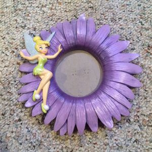 Tinkerbell flower picture frame for Sale in Crofton, MD